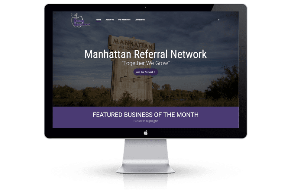 manhattan ks web design