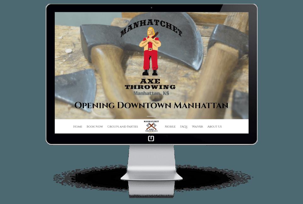 MHK Website Design