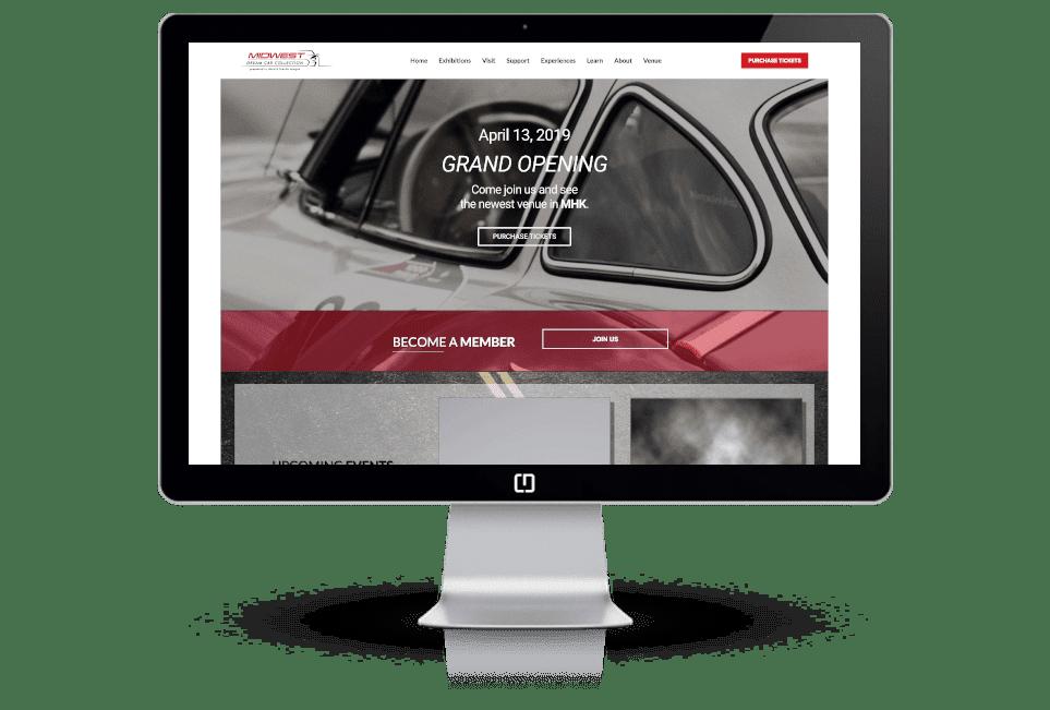 WordPress Services Website